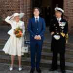 Prinz Christian absolviert seinen ersten Termin